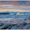 Sunset in Ilulissat III
