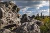 Bear Rocks Outcropping, WVA