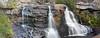Upper Blackwater Falls Pano