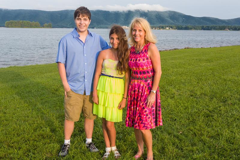 The Shashaty Family
