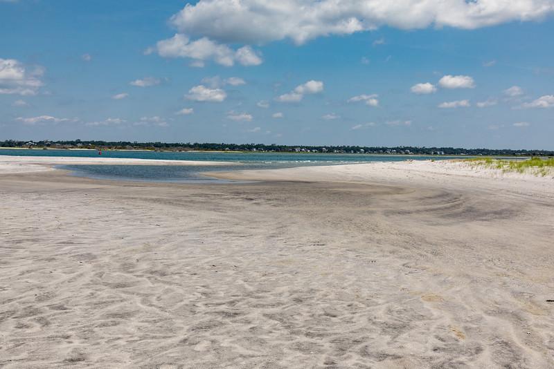 Tide Pool Near Figure Eight Island
