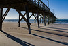 Pier with Shadows