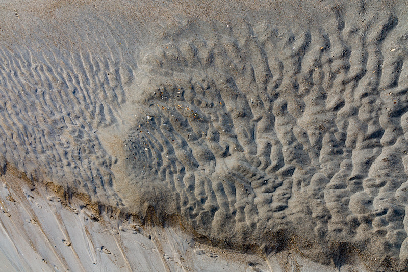 Abstract Beach Formation II