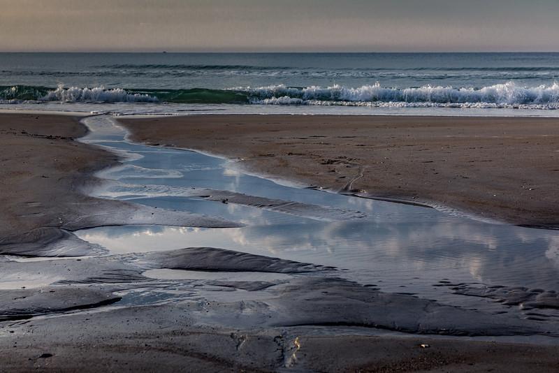 Tidepool on South Topsail Beach III