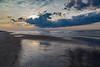 Sunrise With Black Cloud II