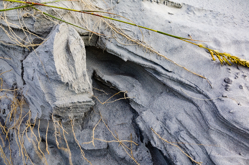 Molded Sand Formation