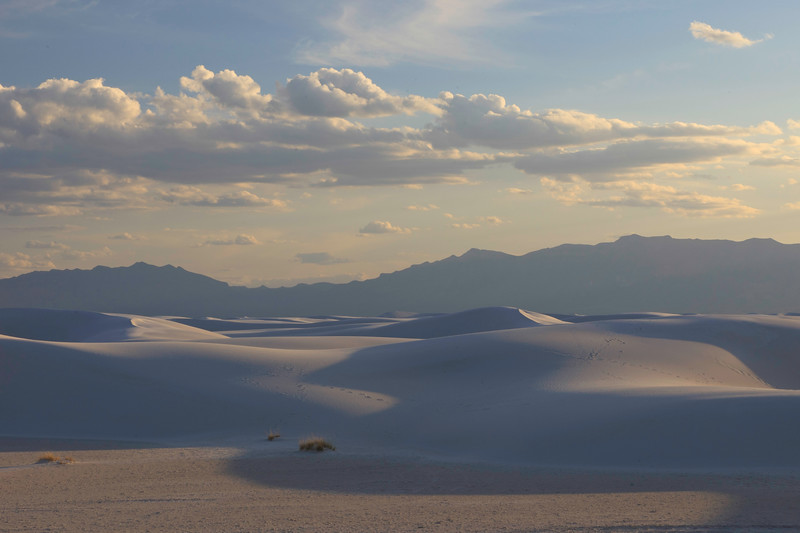 Early Evening at White Sands III