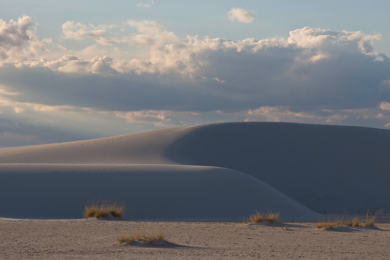 Early Evening at White Sands I
