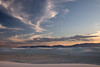 Sunset at White Sands II