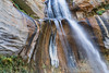 Lower Calf Creek Falls,  Angled View