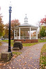 gazebo on Diamond in Meadville, Pennsylvania