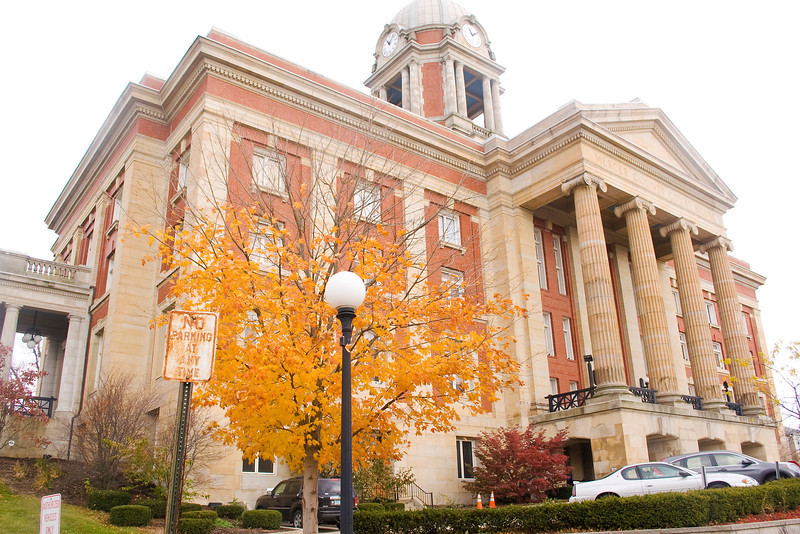 Mercer County, Pennsylvania courthouse