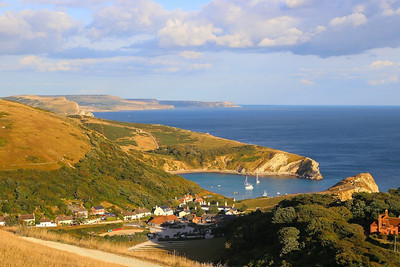 Lulworth Cove  10/09/13