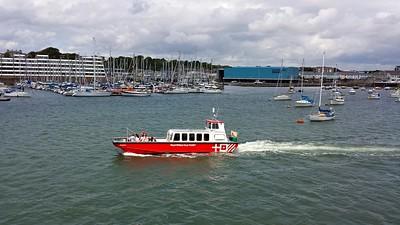 Royal William Yard Ferry  17/07/15