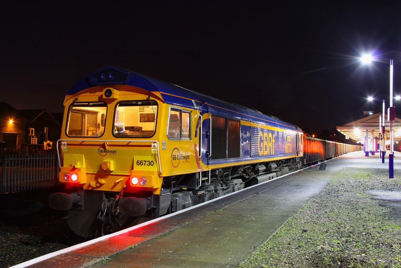 6C55 01:52 Newport Docks to Exeter Alphington Road