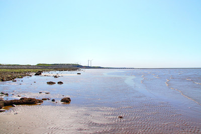 Northside, in Workington, the shores of the Irish Sea  28/04/11