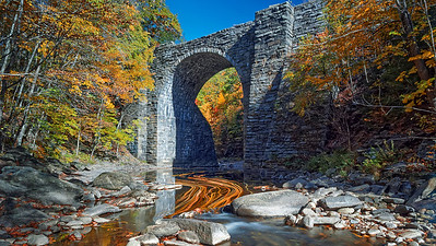 Keystone Arch Bridge A