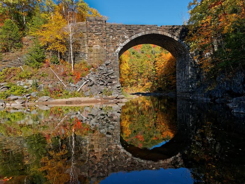 Keystone Arch Bridge B