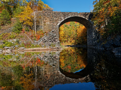 Keystone Arch Bridge B