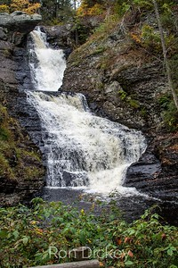 Waterfall in New England