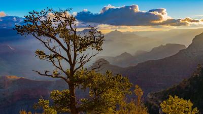 Sunrise # 1, Grand Canyon
