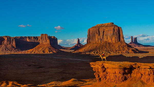 The Lone Ranger, Monument Valley