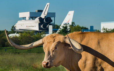 No Place but Texas, Johnson Space Center