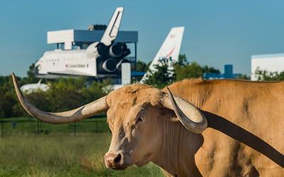 No Place but Texas, Johnson Space Center