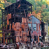 Saw mill boiler in Cass