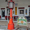 Westbrook's Esso Gas Pump - 181/2 cents per gallon