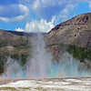 Grand Prismatic Spring Steam - YNP