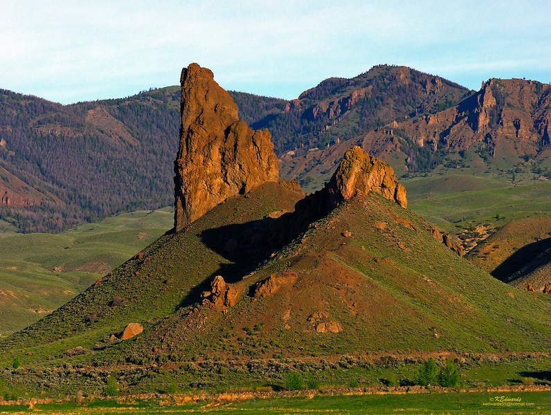 Castle Rock - South Fork - Cody, WY