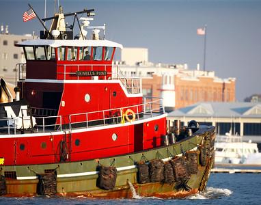 Baltimore Tugboat
