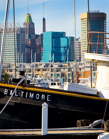 Baltimore Tugboat - Baltimore Maryland