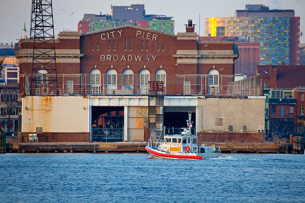 City Pier - Fells Point - Baltimore Maryland
