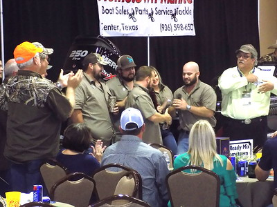 Scenes from Shelby County Ducks Unlimited Banquet