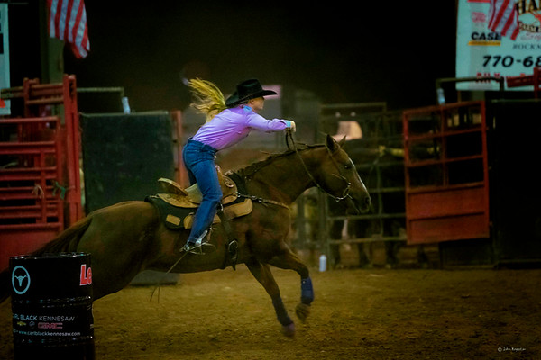 Scenes from a Local Rodeo