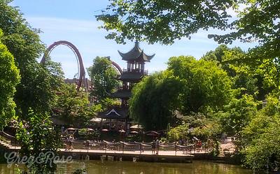 Beautiful Tivoli Gardens