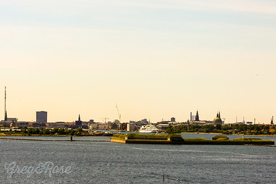 The approaches to Copenhagen