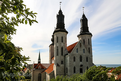 The Cathedral of Visby