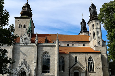 Visby St Mary's Cathedral
