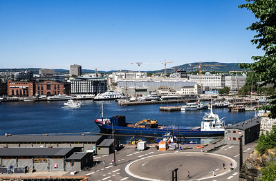 Oslo waterfront