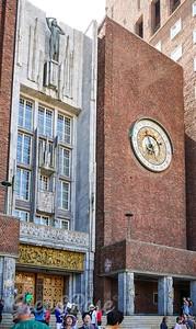 Oslo's Town Hall