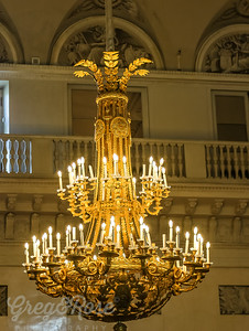 Chandelier with amazing detail