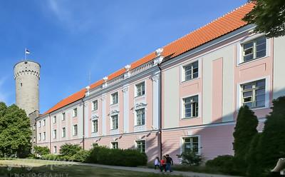 Toompea Castle, Tallinn Estonia