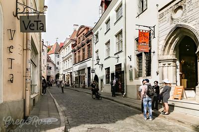 Lower city Street Scene