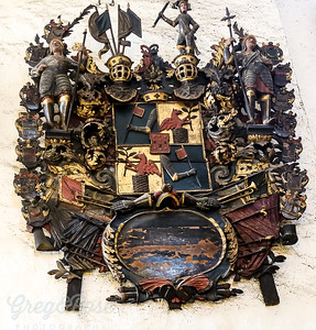 Intricate Coat of Arms
