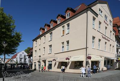 Hotel An Altis Strauss in Warnemunde