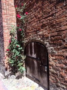 Love a door