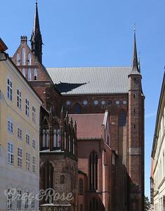 St Georgen Church Wismar